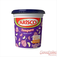 Tempero Alho e Sal Arisco 1 Kg