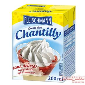 Chantilly Fleischmann 200 Ml