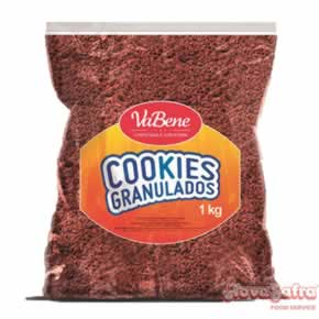 Cookies Biscoito Granulado sabor Chocolate Vabene 1 Kg