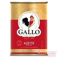 Azeite de Oliva Lata Gallo 500 Ml