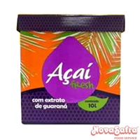Açaí com Guaraná Fresh 10 L