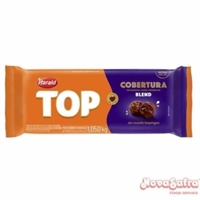 Cobertura Fracionada de Chocolate Blend Top Harald 1,05 Kg