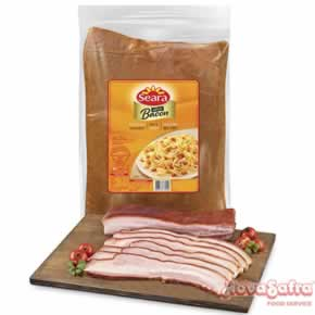 Bacon Manta Especial Defumado Seara 4,7 kg