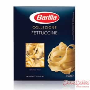 Massa Grano Duro Fettuccine Barilla <br />500 Gramas