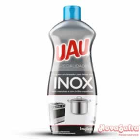 Limpa Inox Uau 200 Ml