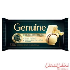 Chocolate Branco Genuine Cargill 1,05 Kg