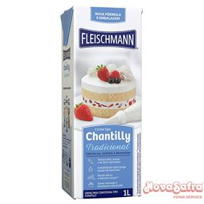 Chantilly Fleischmann 1 litro