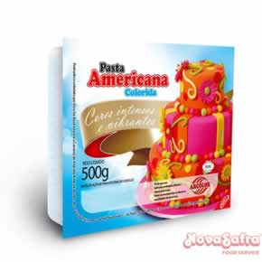 Pasta Americana Pink Arcolor 500 g