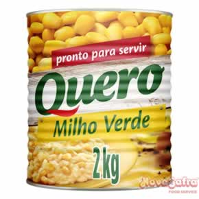 Milho Verde Quero 2 kg