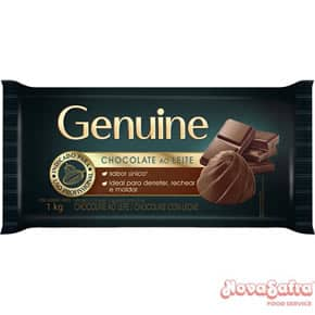 Chocolate Ao Leite Genuine Cargill 1 Kg