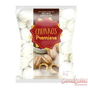 Mini Churros de Chocolate Premiere 1 kg