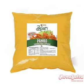 Farinha para Empanar Panko Zafrán 3 kg