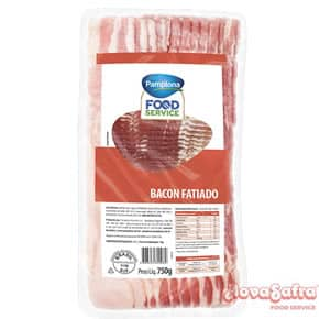 Bacon Fatiado Pamplona <br />750 g