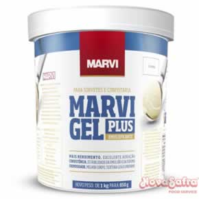 Emulsificante Plus Marvi Gel 850 Gramas
