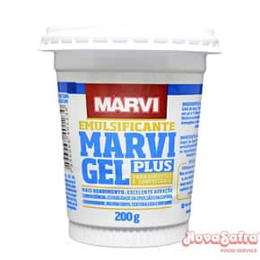 Emulsificante Plus Marvi Gel 200 Gramas