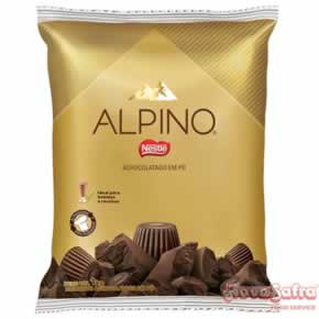 Achocolatado em Pó Alpino Nestlé 1 kg