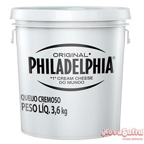Cream Cheese Philadelphia 3,6 Kg