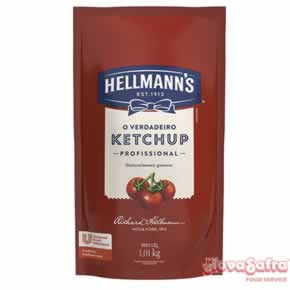 Catchup Doypack Hellmann