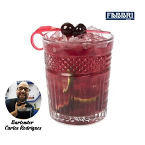 Curso Workshop de Drinks Fabbri com o Bartender Carlos Rodrigues