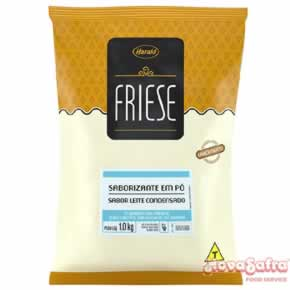 Base para Sorvete Leite Condensado Friese 1 kg
