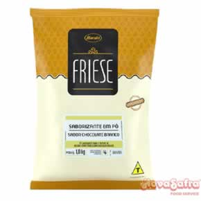 Base Para Sorvete Chocolate Branco Friese 1 kg